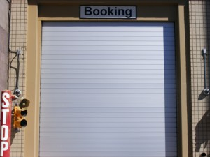 Booking Entrance - Clark County Jail