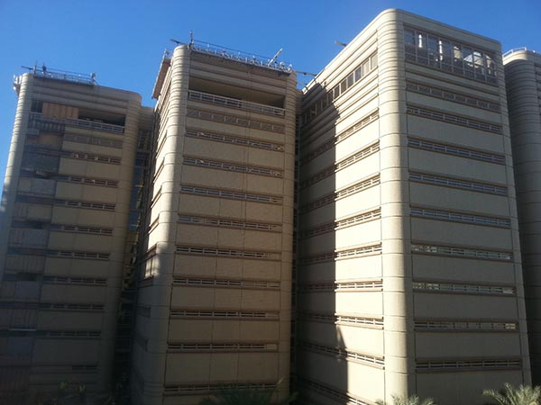 Clark County Jail in Las Vegas Nevada