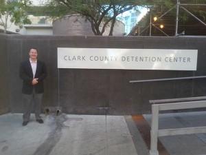 Clark County Jail in Las Vegas