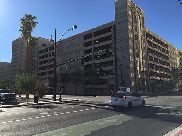 Clark County Jail in Las Vegas